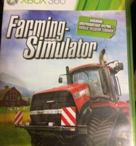Farming-simulator xbox360