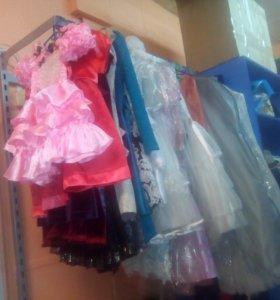 Новогодние платья, костюмы