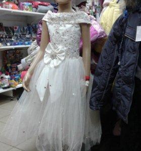 Платье напрокат на корсете