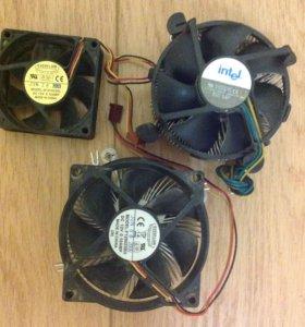 Кулеры для процессоров( Intel и amd)