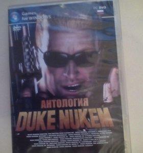 Продам игру DUKE NUKEM антология
