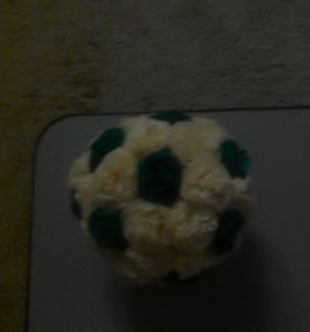 Цветочный шарик