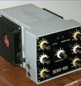 Усилитель мощности эстрадный ЭСКО 100