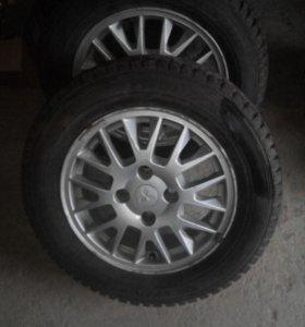 Dunlop 16  на литье.