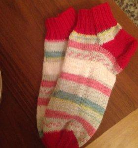 Низенькие носочки