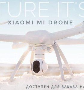 Квадрокоптеры Xiaomi 4K версия
