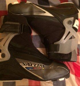 Ботинки лыжные SALOMON Active 8 SKATE