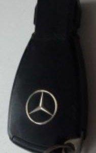 """Корпус ключа """"рыбка"""" Mercedes W210(рест) W211, W20"""