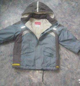 куртка осень р.116