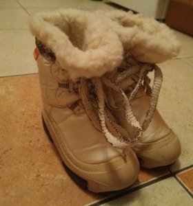 Сапоги зимние детские