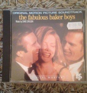 The fabulous baker boys - soundtrack