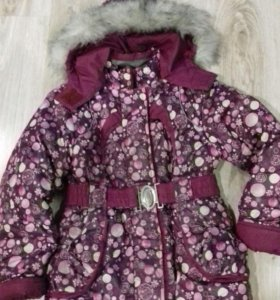 Куртка зимняя детская