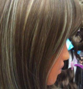 Карэ парик