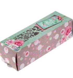 Коробка для макарун (для)