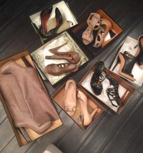 Брендовая обувь Gucci,Givenchy,Prada, Viktor&Rolf