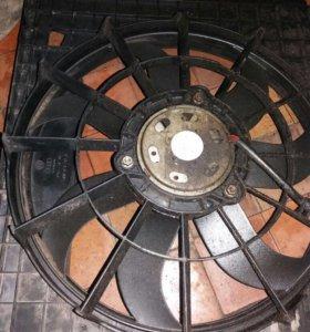 Вентилятор диффузор