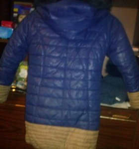 Куртка, зима