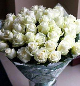Роза Мондиаль 60 см.