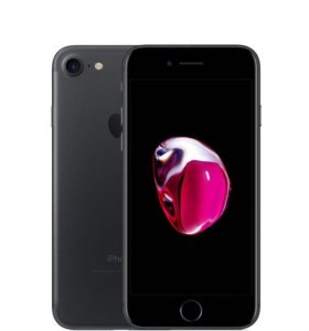 IPhone 7 black mate 128 gb