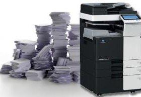 Распечатка на лазерном принтере