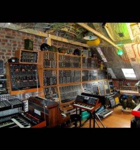 Стили звуки для синтезаторов