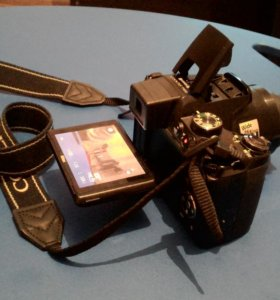 Фотокамера coolpix Nikon P100