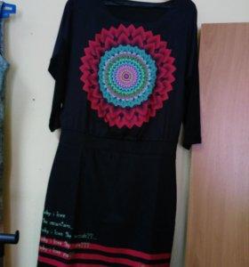 Новое платье  Desigual. Покупала в Герман