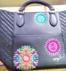 Новая сумочка Desigual