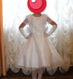 Платье нарядное фирма Перлита
