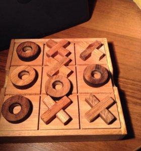 Игра крестики нолики