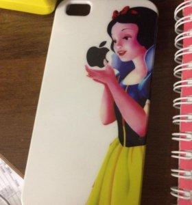 Задняя крышка на IPhone