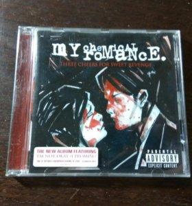 My Chemical Romance. Three Cheers... CD
