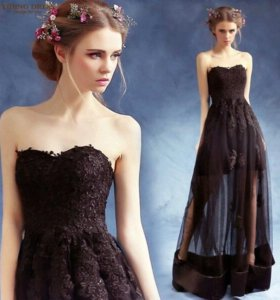 Вечернее платье в наличии