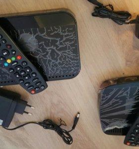 Комплект триколор тв на 2 телевизора