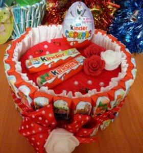 Тортик Kinder