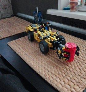 Меняем конструктор Лего