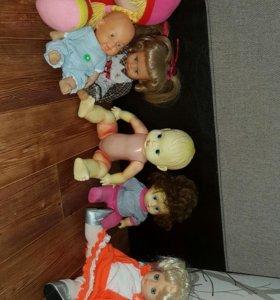 куклы в отличном состоянии