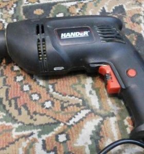 Дрель HANDER HPD-801