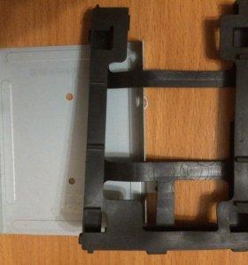 Крепление жёсткого диска ноутбука