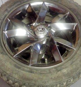 Колеса зимние R16