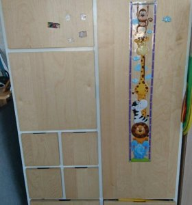 Детский шкаф икеа