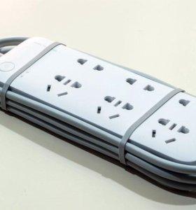 Удлинитель (тройник) Xiaomi Smart Power Strip