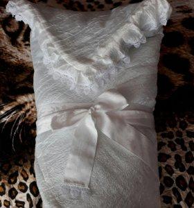 Конвертик одеяло