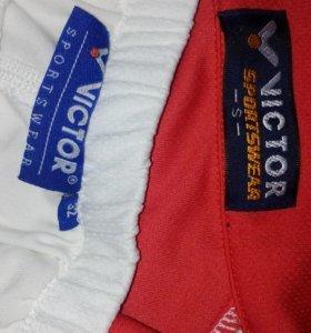 Костюм для бадминтона(футболка,юбка-шорты)