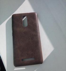 Чехол , стекло на Xiaomi Redmi note 3