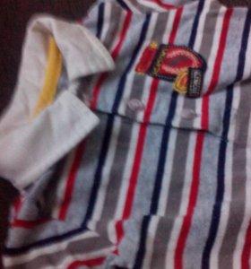 Боди -рубашка
