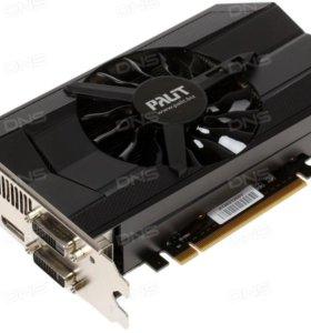 Видеокарта nvidia GeForce GTX 660, 192-bit