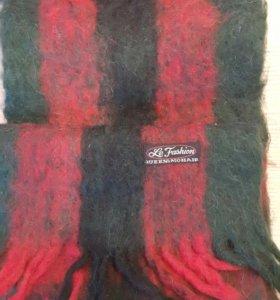 Новый махеровый шарф.