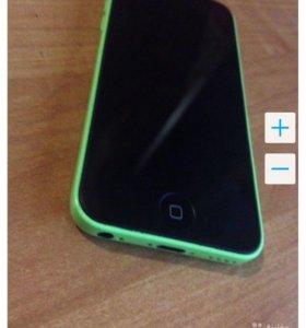 Продам или обменяю iPhone 5c