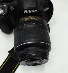 Фотоаппарат NikonD 3000